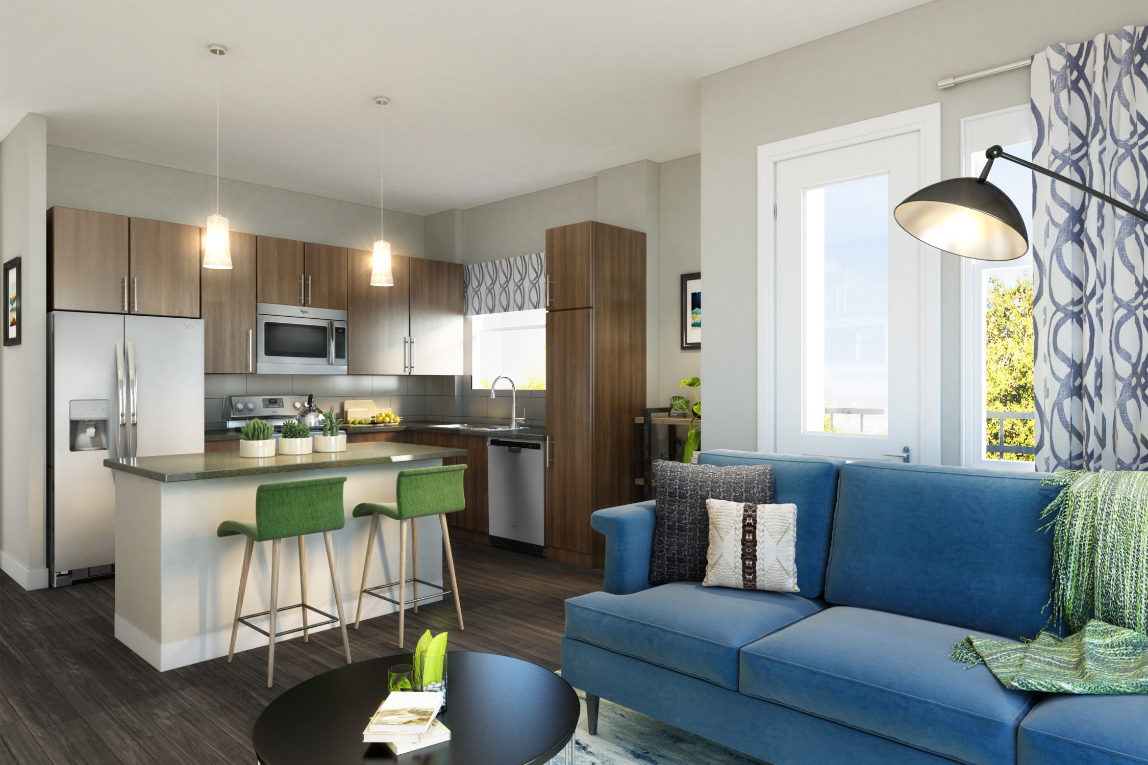 Luxury Apartments in Denver | Alexan Arapahoe Square