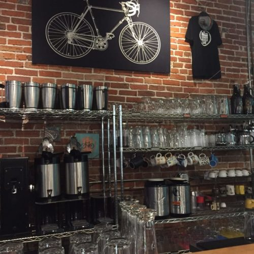 Denver Bicycle Café near Alexan Arapahoe Square