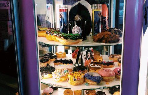 Voodoo Doughnut near Alexan Arapahoe Square