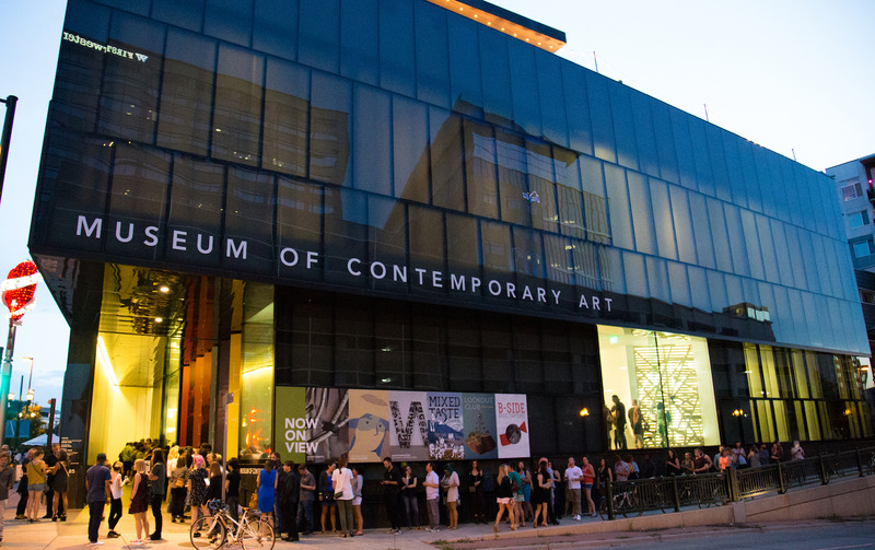 Explore Today's Art in Denver
